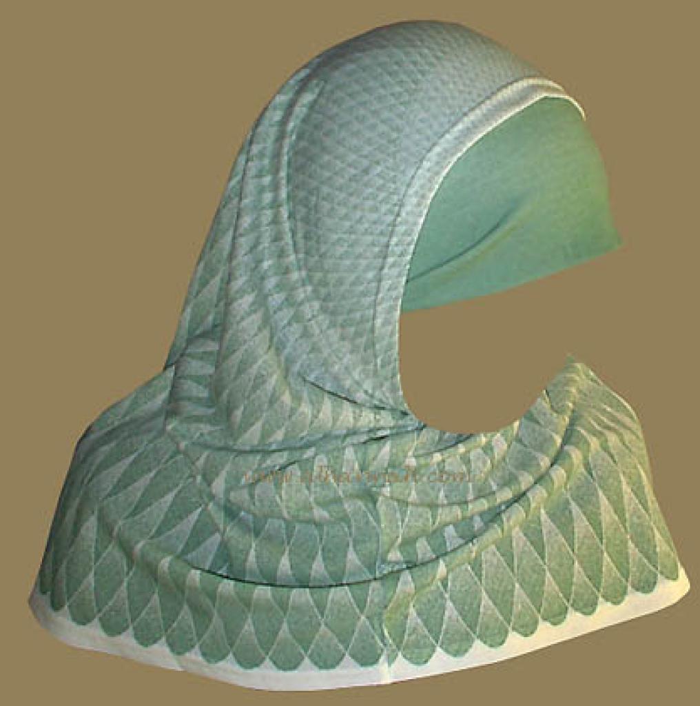 Al Amira Geometric Print hi610