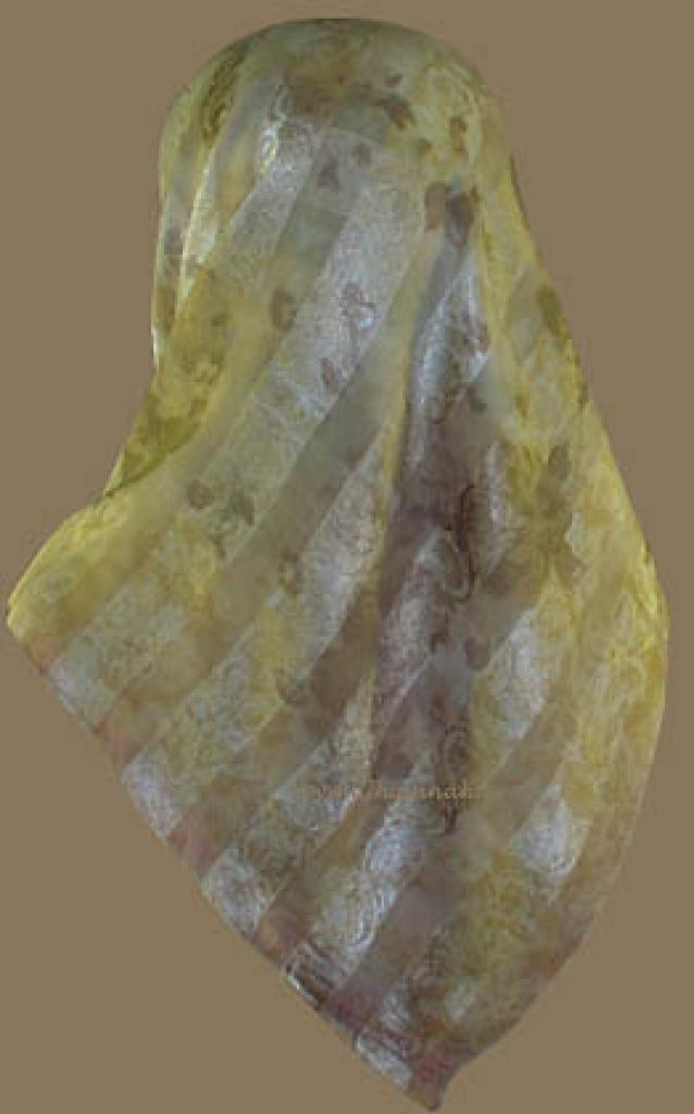Premium Turkish Floral  hijab hi704