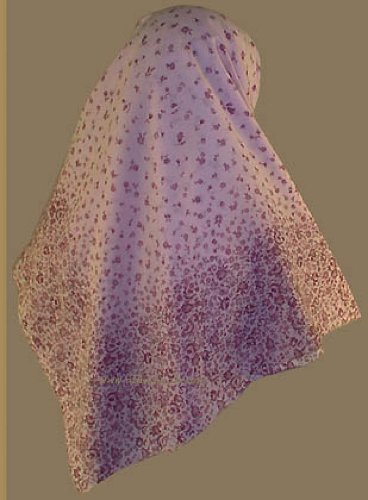 Turkish Gauze  hijab hi713