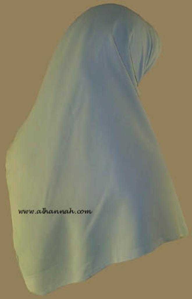 Jordanian Georgette Hijab hi807