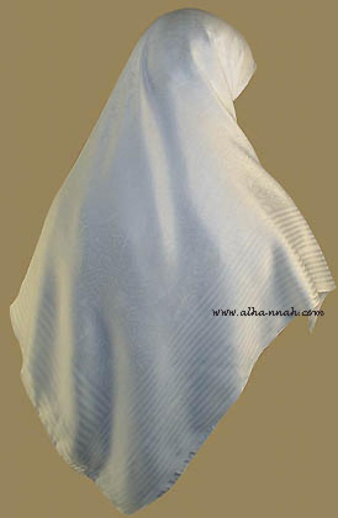 Classic Oversized Middle Eastern Hijab hi820