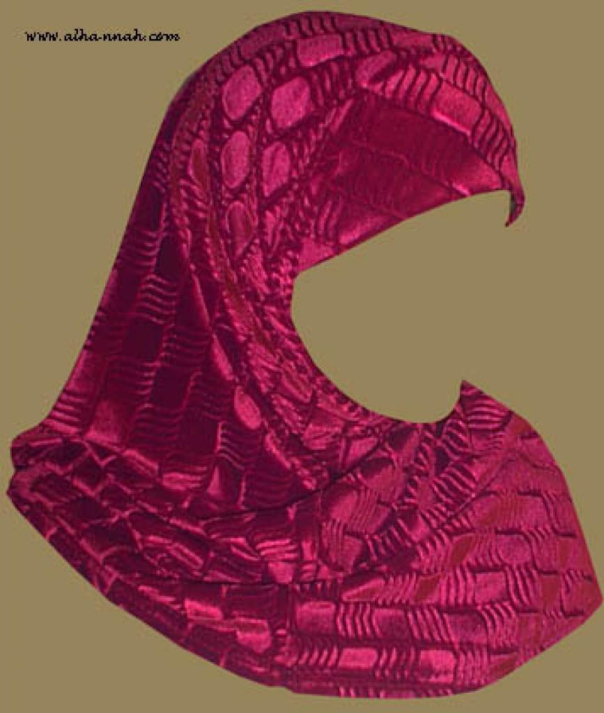 Two Piece Religious Veil hi842