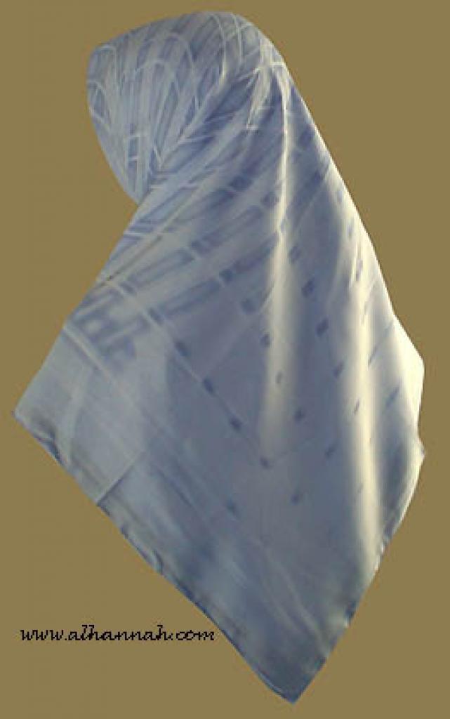 Classic Turkish Gauze Hijab hi848