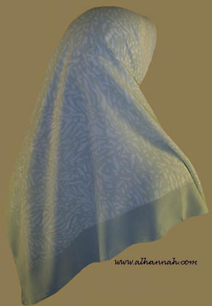 Classic Turkish Gauze Hijab hi852