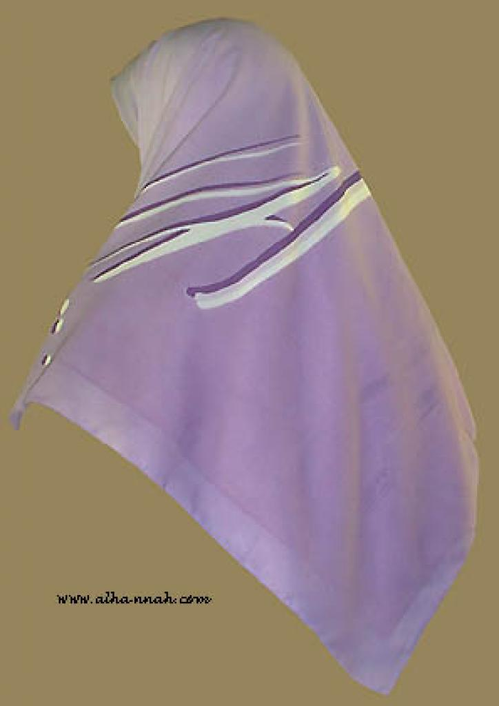 Classic Turkish Gauze Hijab   hi864