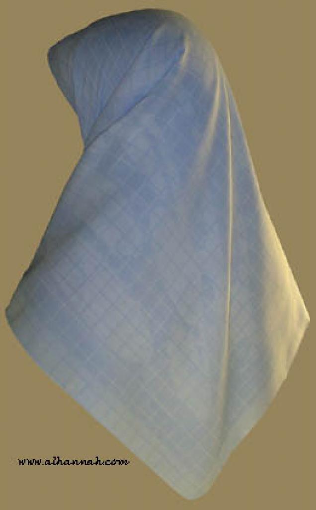 Classic Turkish Gauze Hijab   hi866