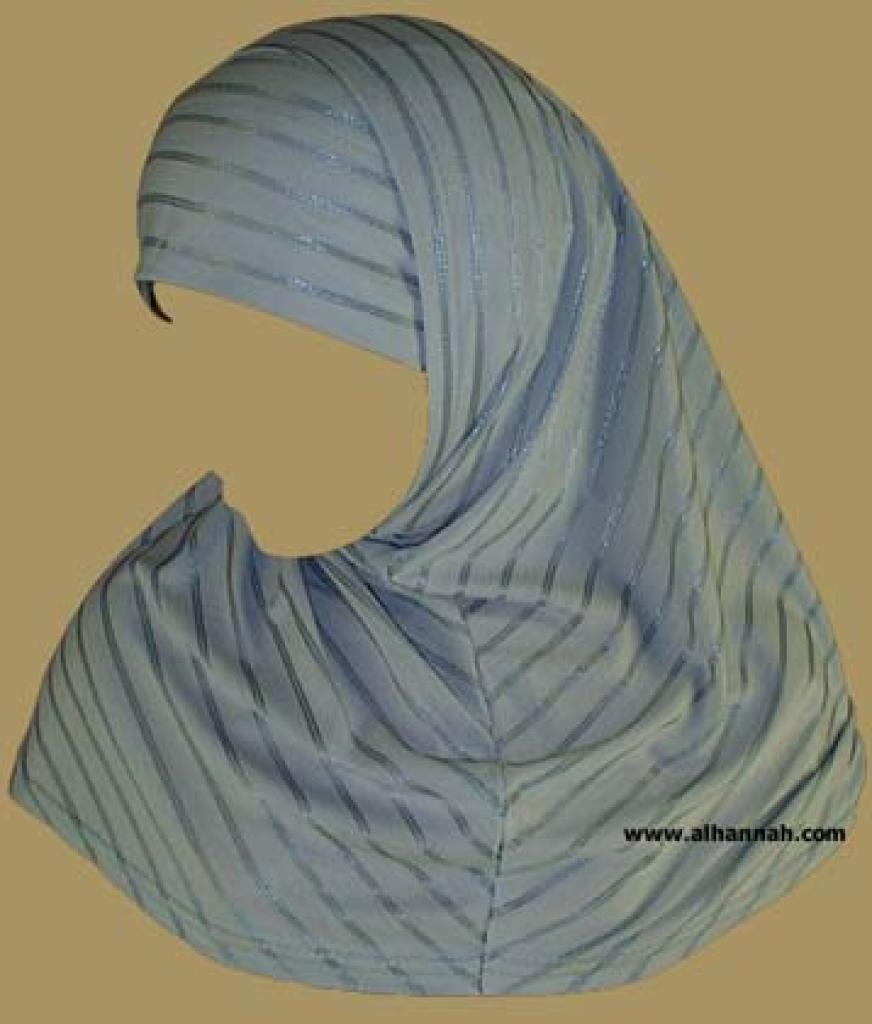 Two Piece Religious Veil hi901