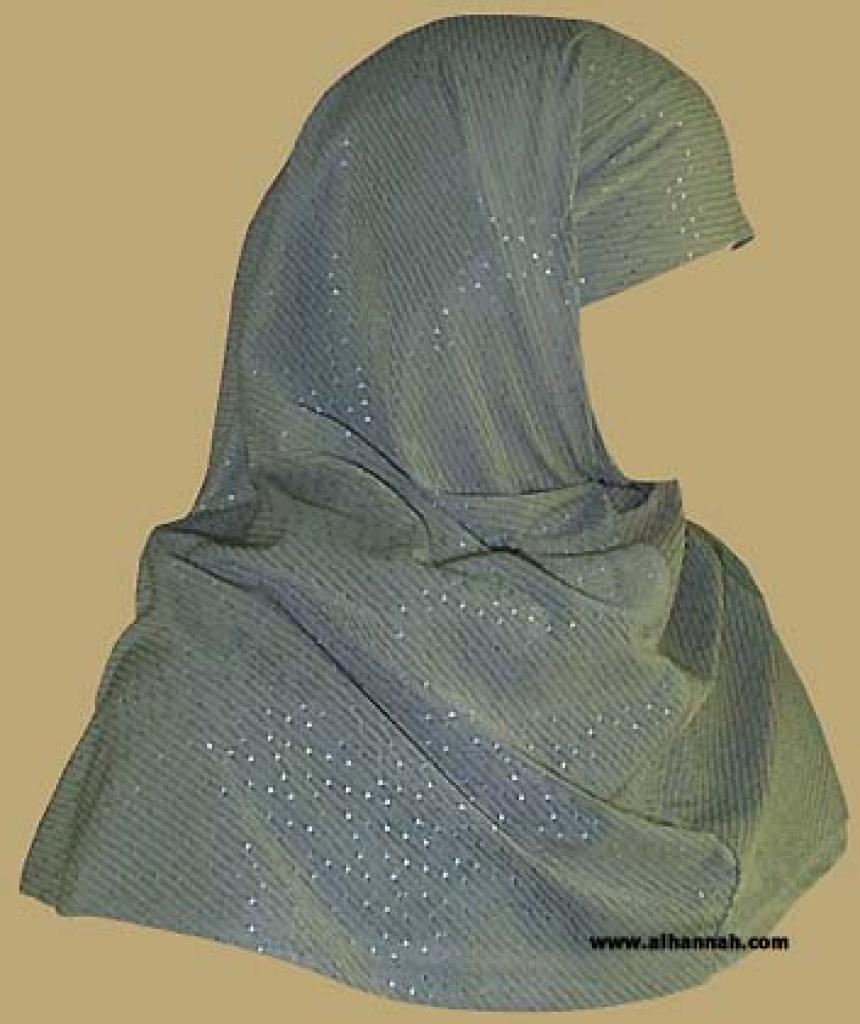Two Piece Religious Veil   hi905
