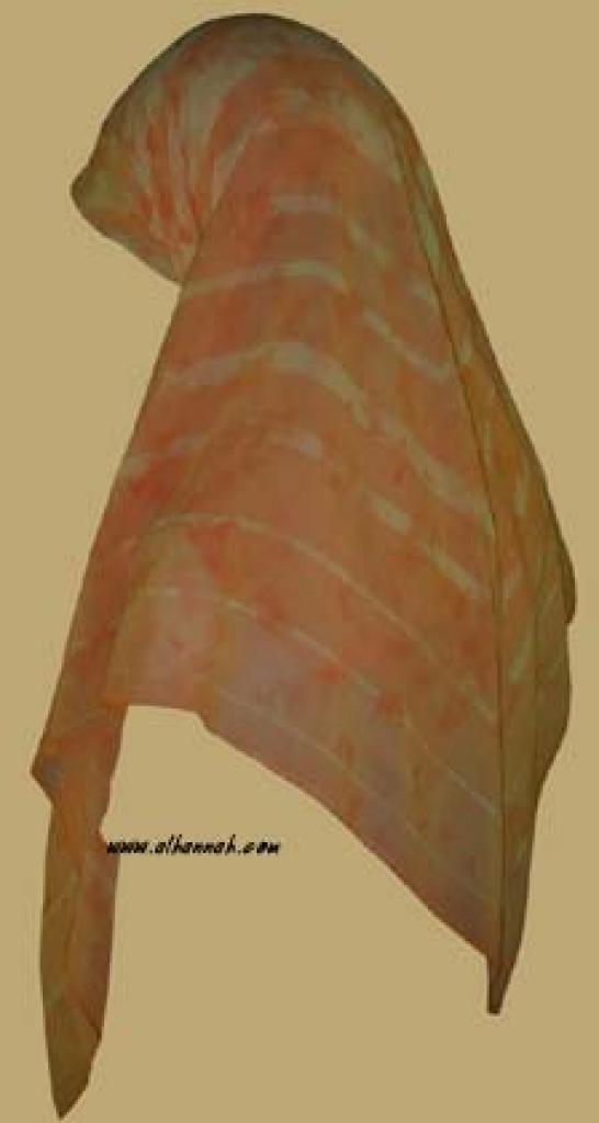 Georgette Chiffon Hijab   hi919