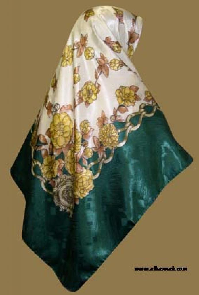 Italian Style Reversible Hijab hi952
