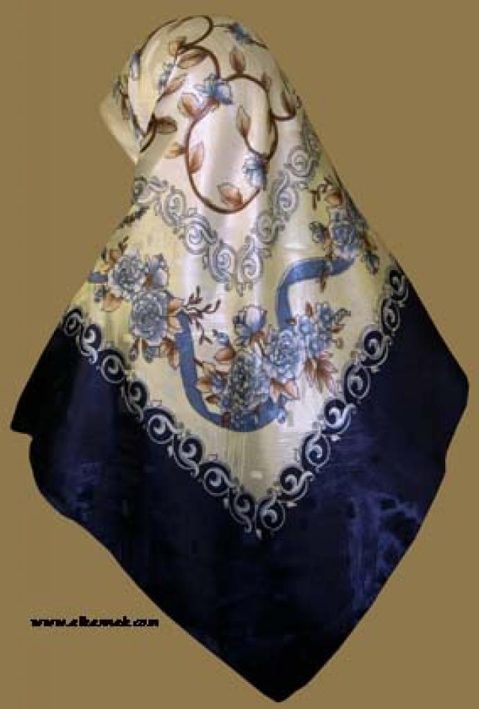 Italian Style Reversible Hijab  hi956