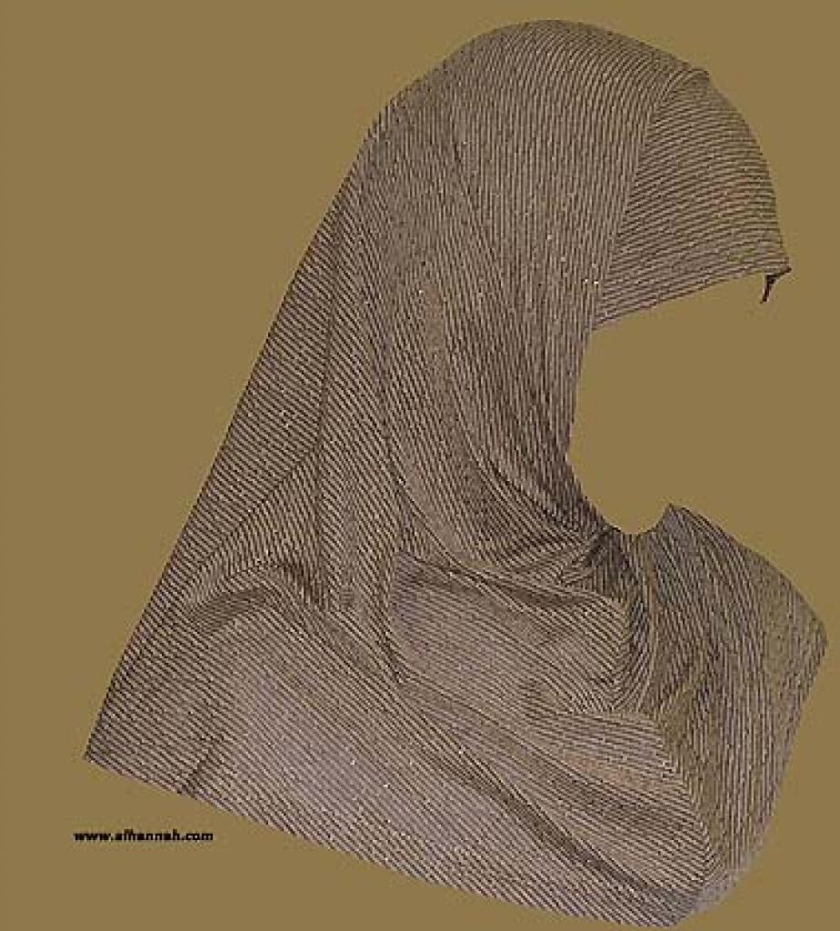 Al Amira 2 Piece Religious Veil hi964
