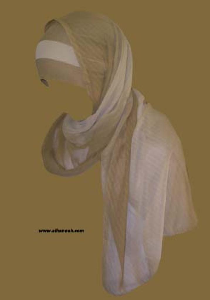 Shayla and Under-cap Style Al Amira Hijab hi968
