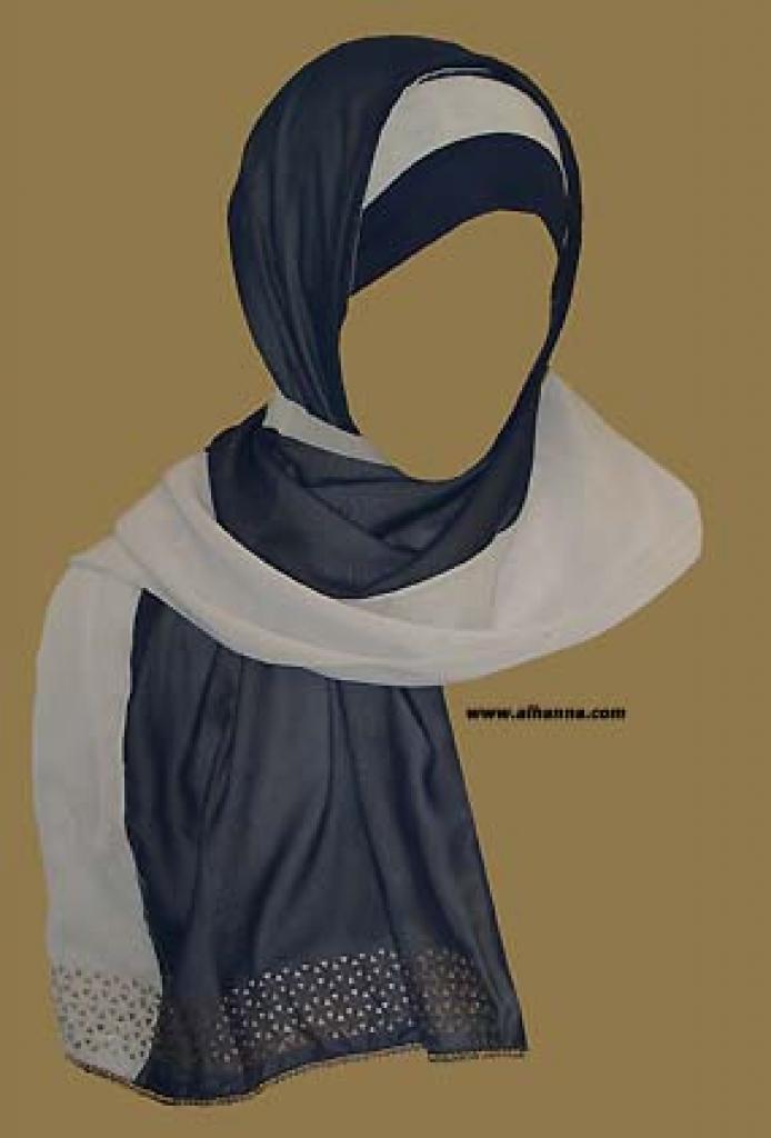 Shayla and Under-cap Style Al Amira Hijab  hi975