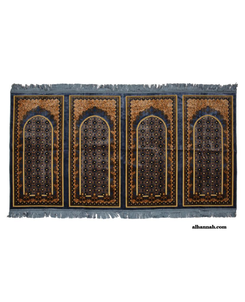 4 Person Woven Turkish Prayer Rug ii1049