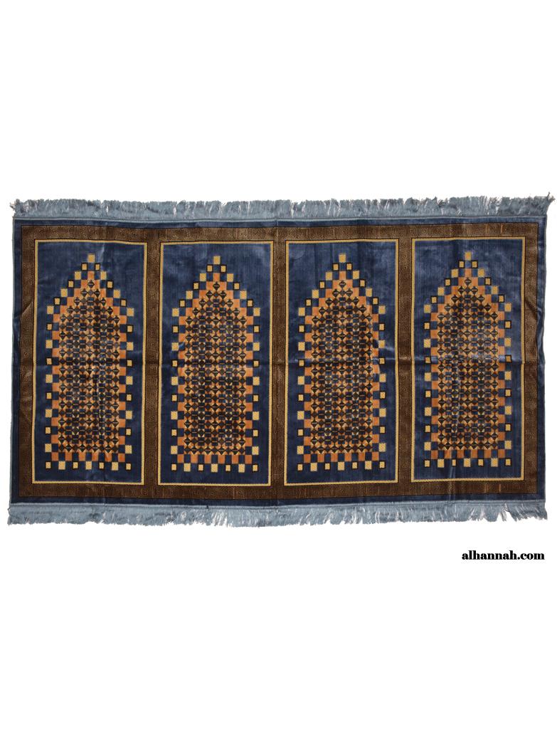 Prayer rug - 4 Person Woven Turkish style ii1051