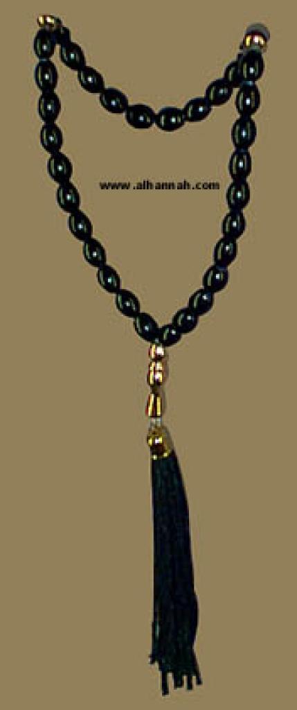 Glass Prayer Beads ii427
