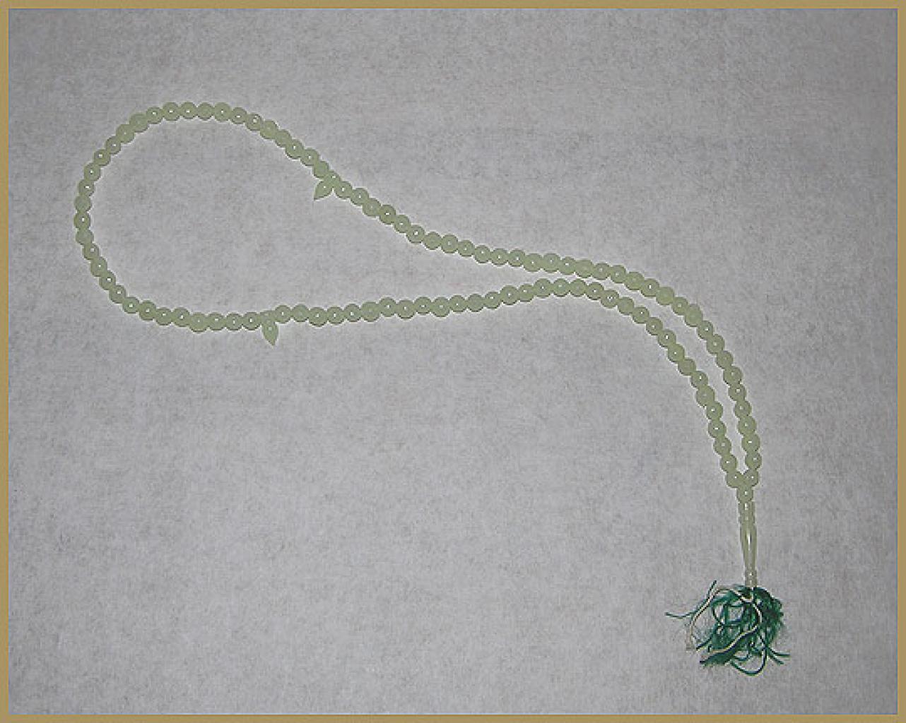 99 Bead Glow in the Dark Prayer Beads  ii605