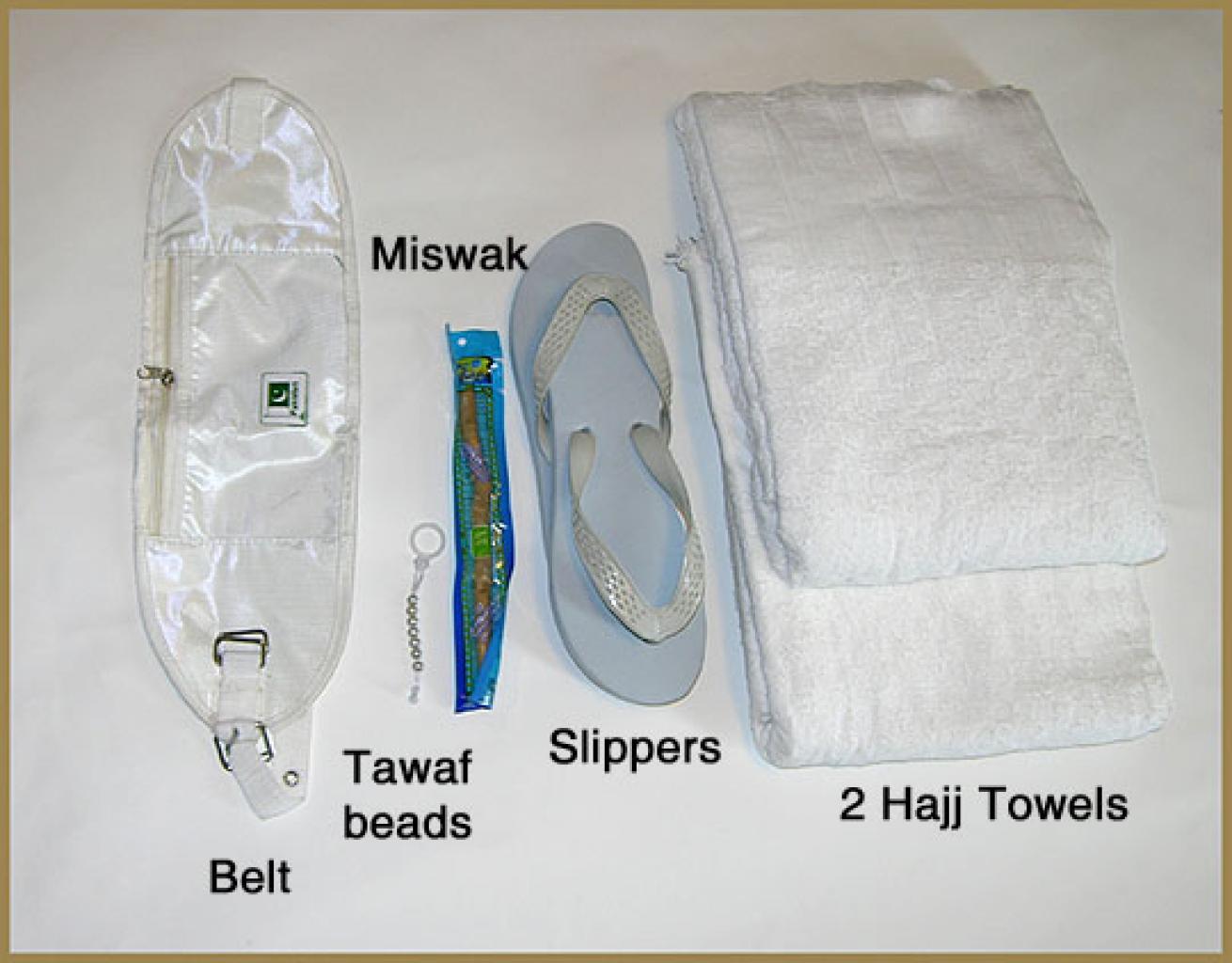 Men's All-In-One Hajj set ii620