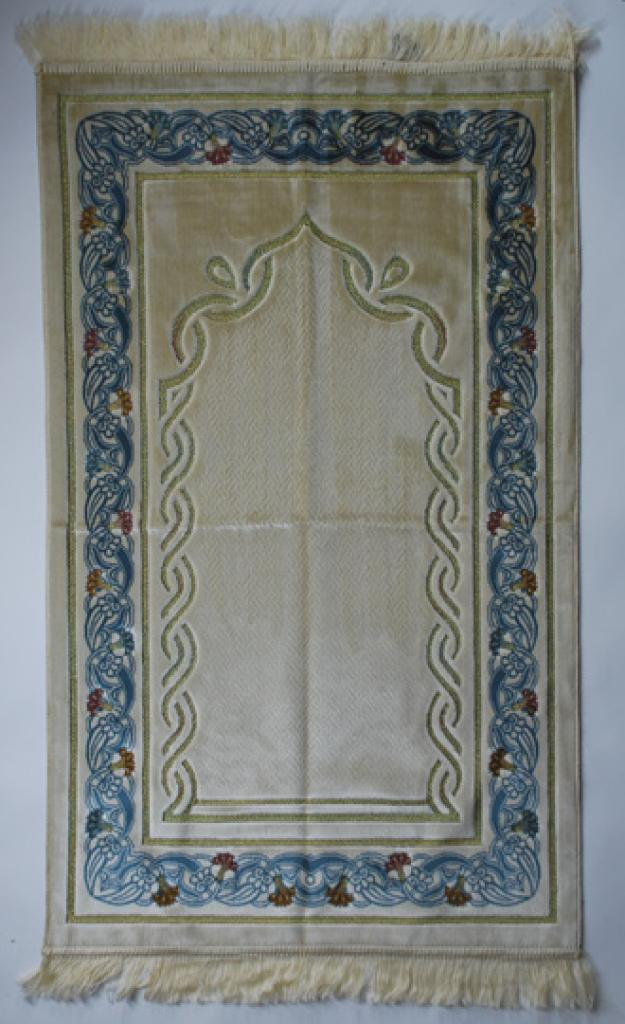Dahaban Deluxe Islamic Prayer Rug ii642