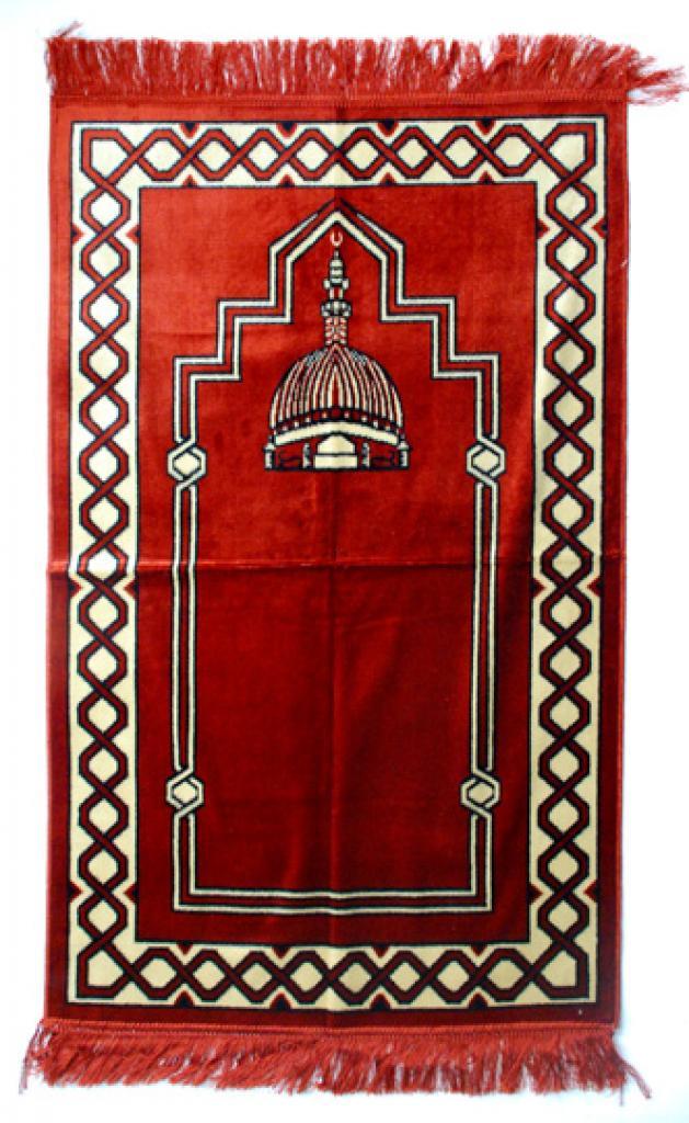 Velour Prayer Rug  ii649