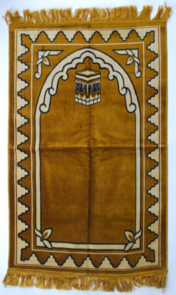 Velour Prayer Rug  ii672