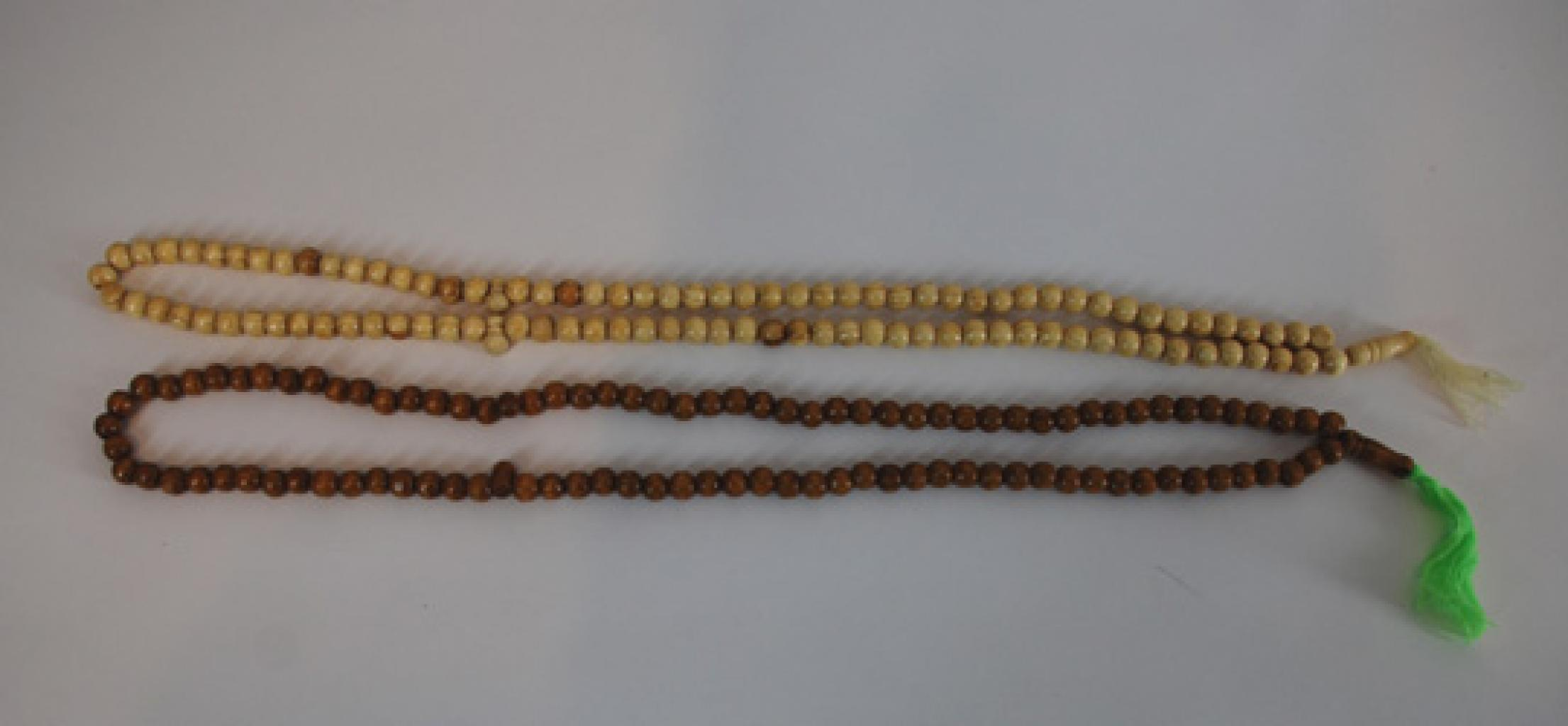 Wooden Prayer Beads  ii678