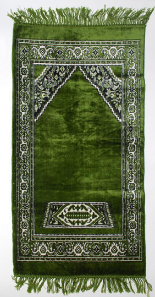 Arabic Pattern Islamic Prayer Rug ii697