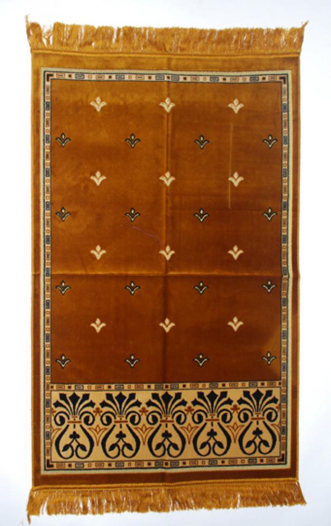 Damascus Deluxe Islamic Prayer Rug ii712
