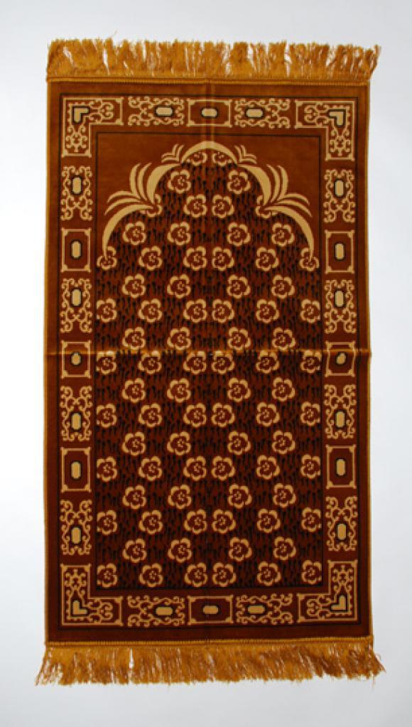 Flower Garden Islamic Prayer Rug ii804