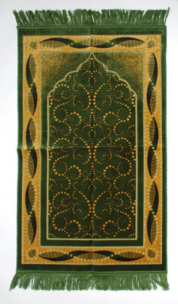 Ribbons Pattern Islamic Prayer Rug ii835