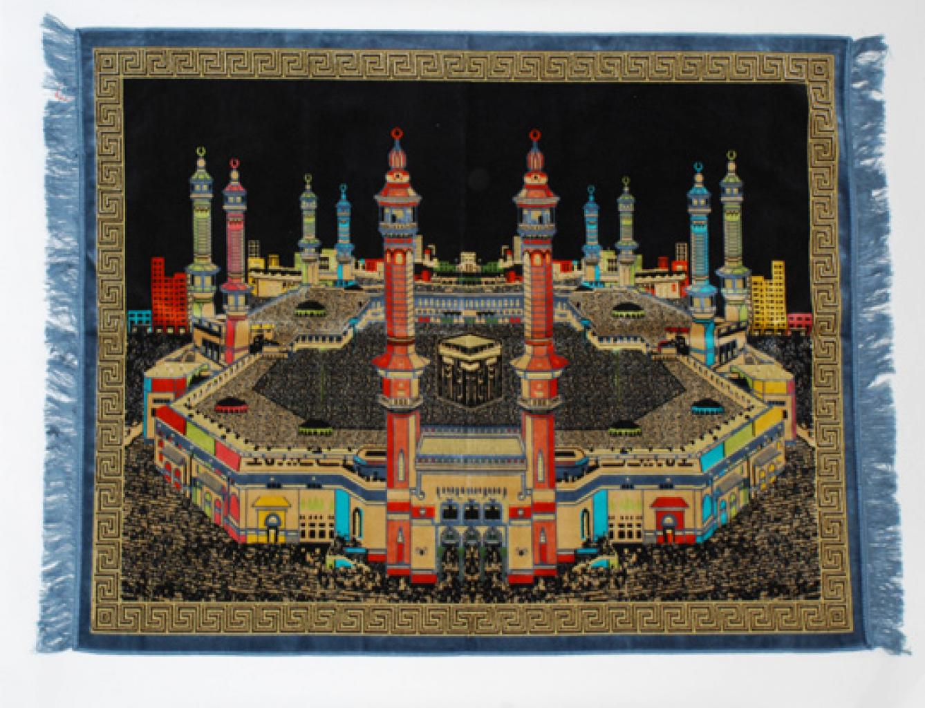 Traditional Holy Kabba Wallhanging ii885