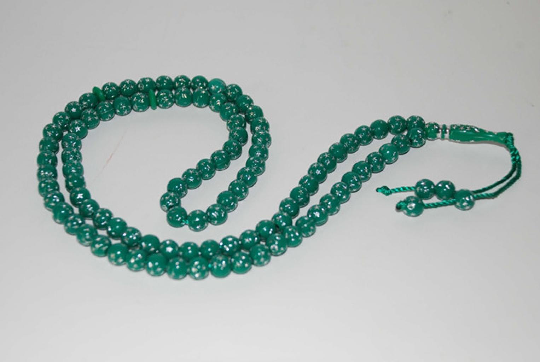 99 Bead Prayer Beads with Star design  ii892