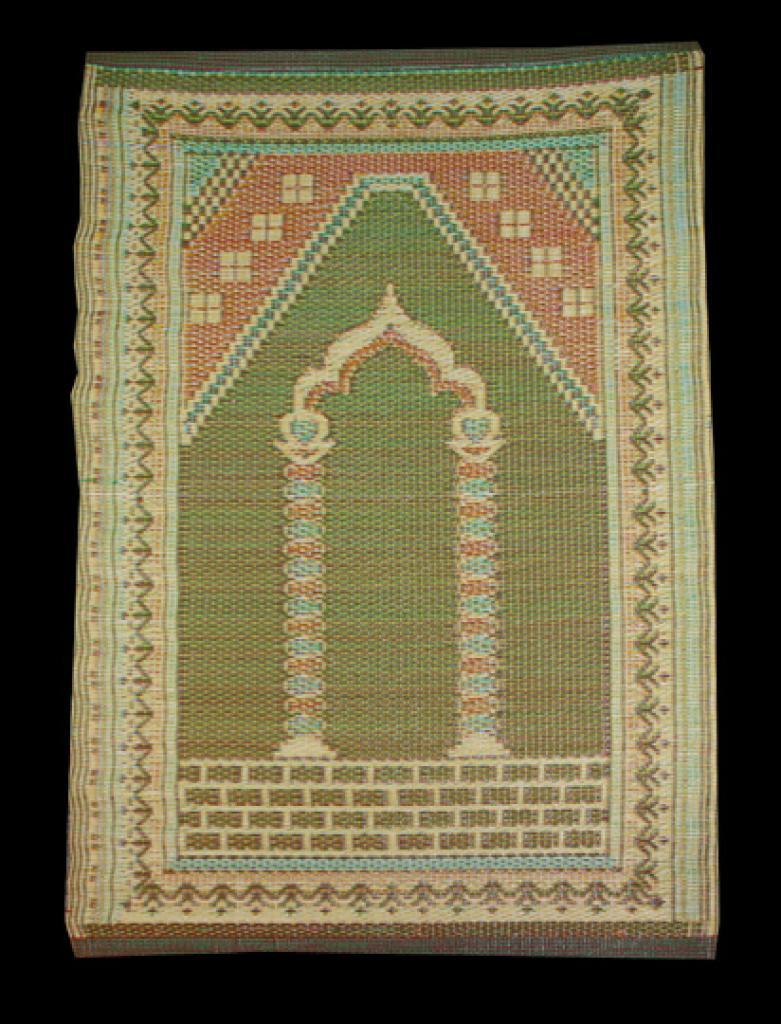 Woven Straw Prayer mat ii899