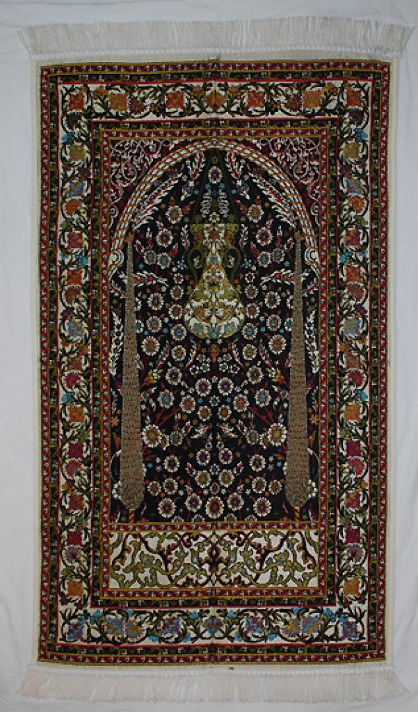 Superb Quality Woven Prayer Rug  ii909