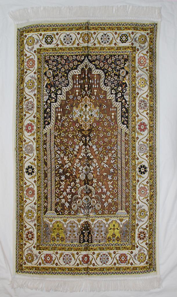 Superb Quality Woven Prayer Rug  ii910