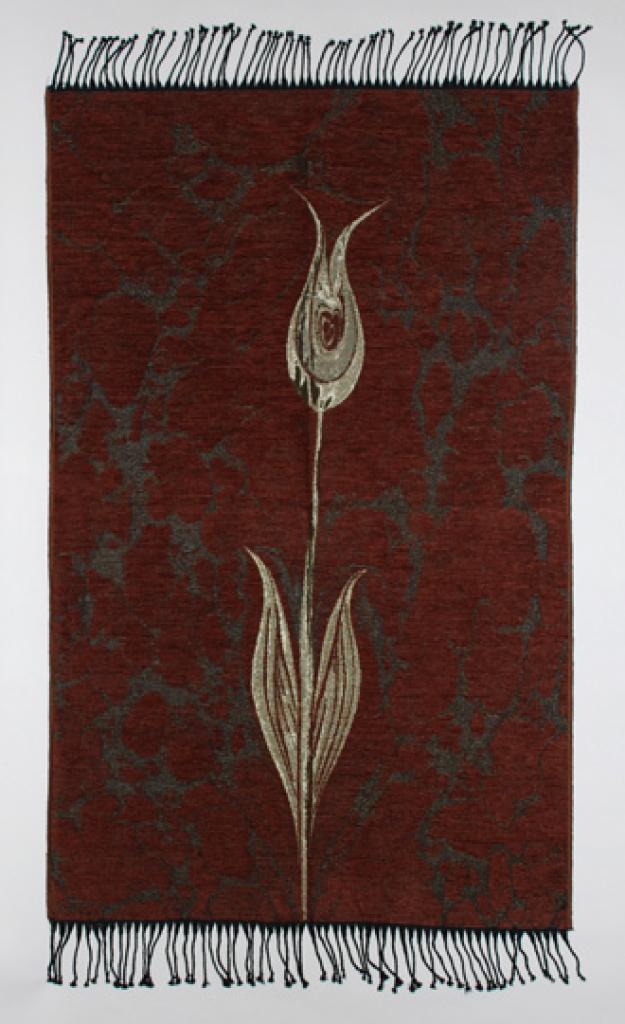 Woven Floral Pattern Prayer Mat ii922