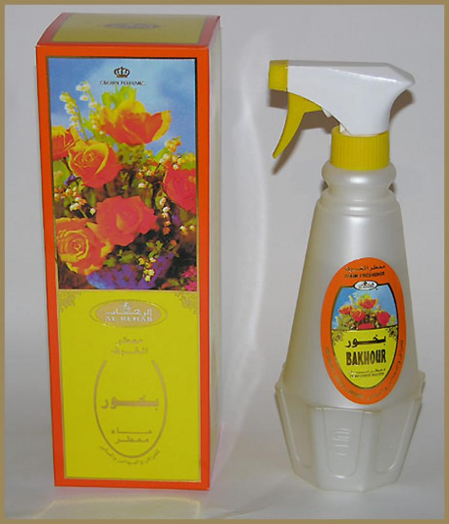 Al Rehab Perfumed Water in221