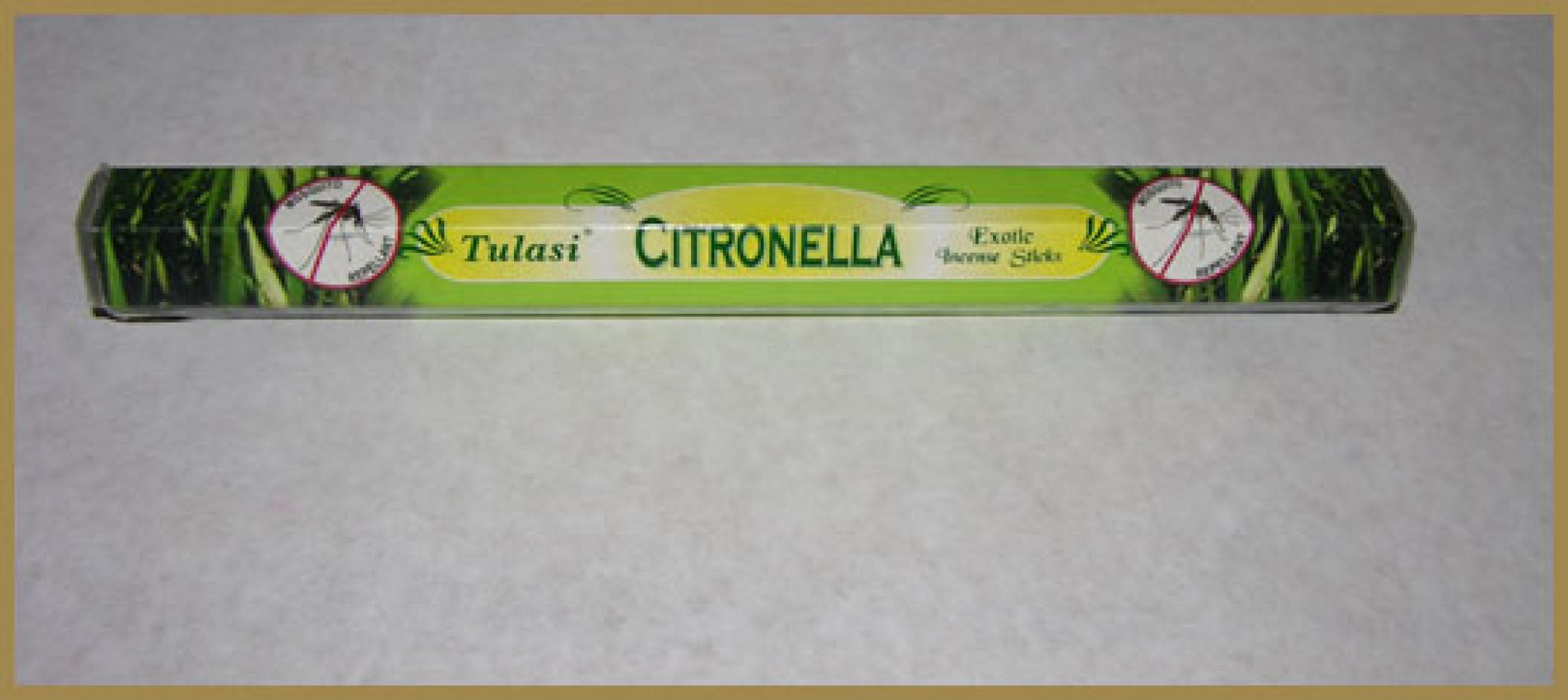Imported Citronella Incense  in228