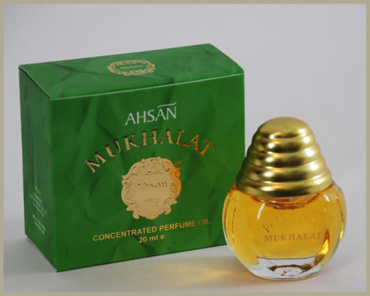 Ahsan Mukhalat perfumed oil  in242