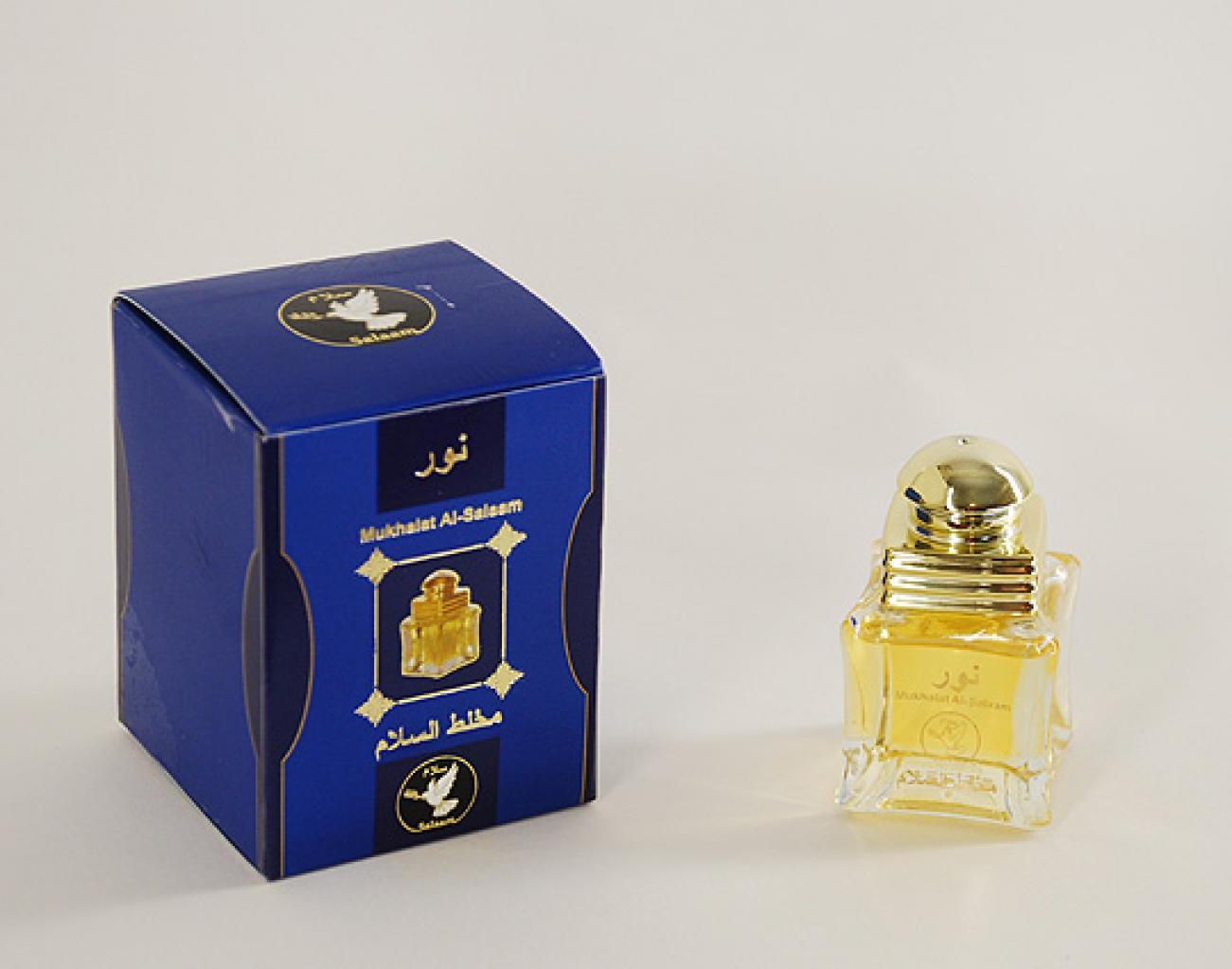 Mukhalat Al-Salaam Noor Oil in264