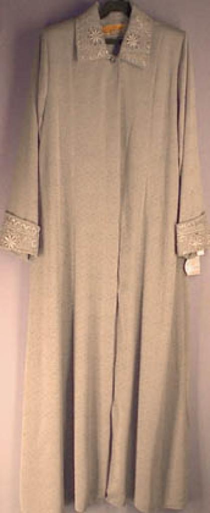 Classic Coat Style jilbab  ji122
