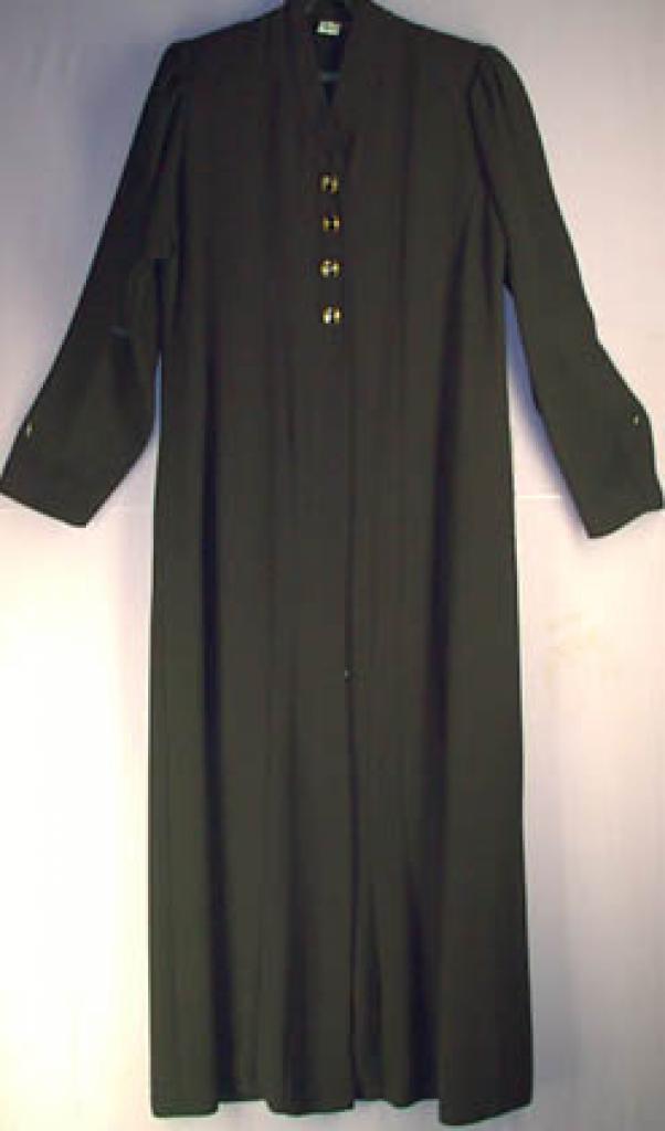 Jordanian Coat Stlye Jilbab ji251