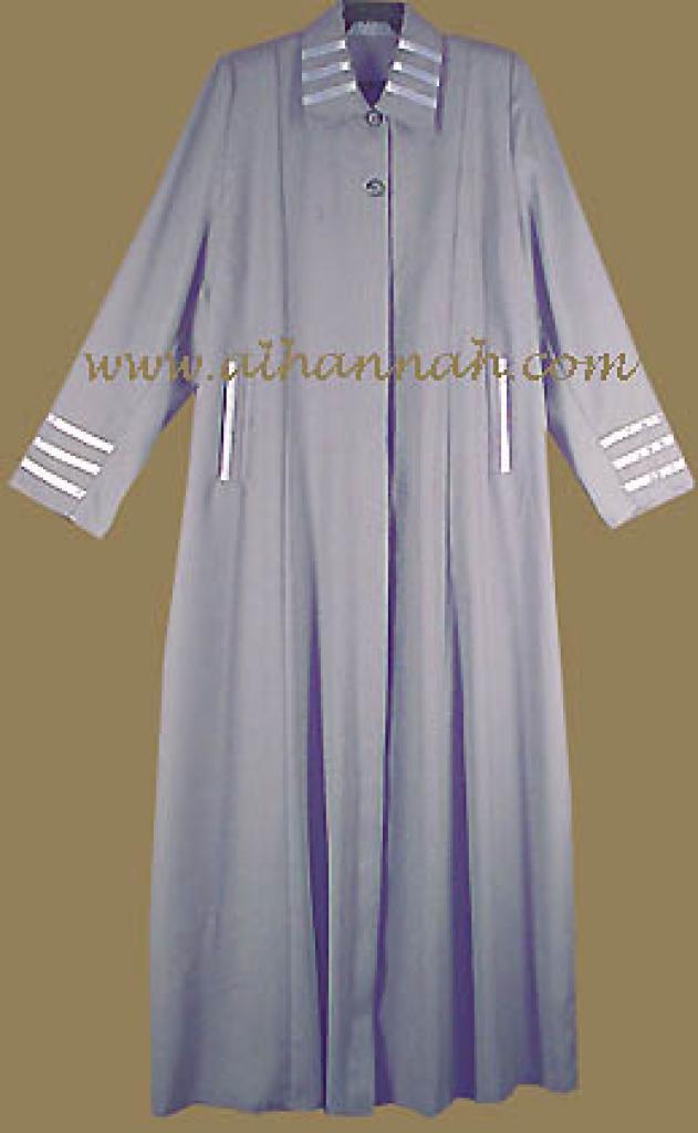 Tailored Jordanian Jilbab  ji411