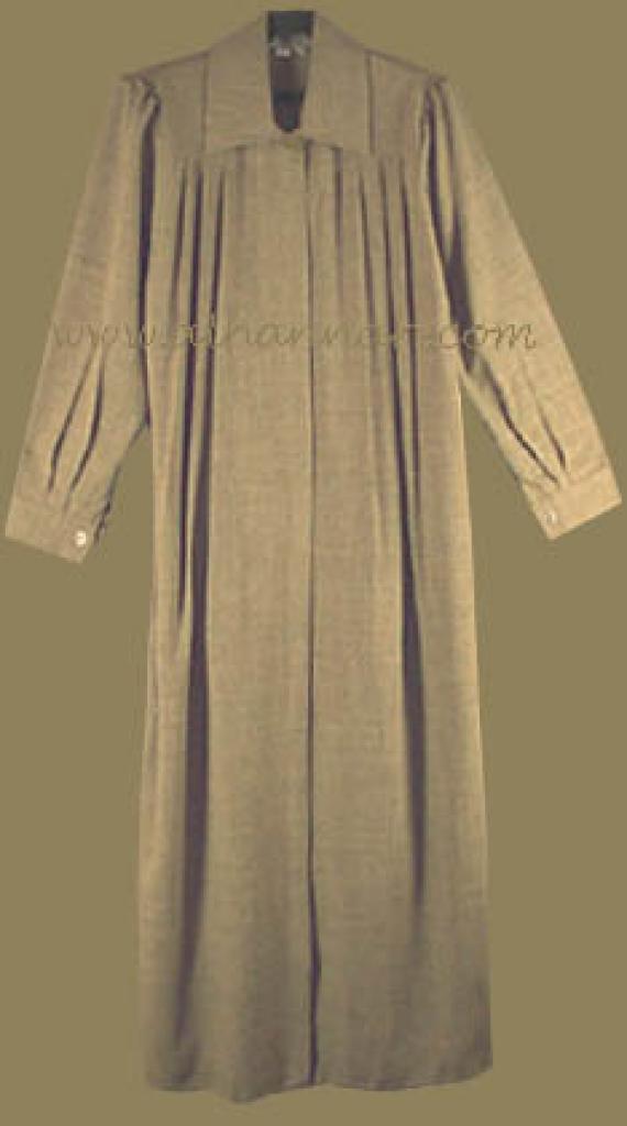 Classic Islamic Plus Size Jilbab ji415