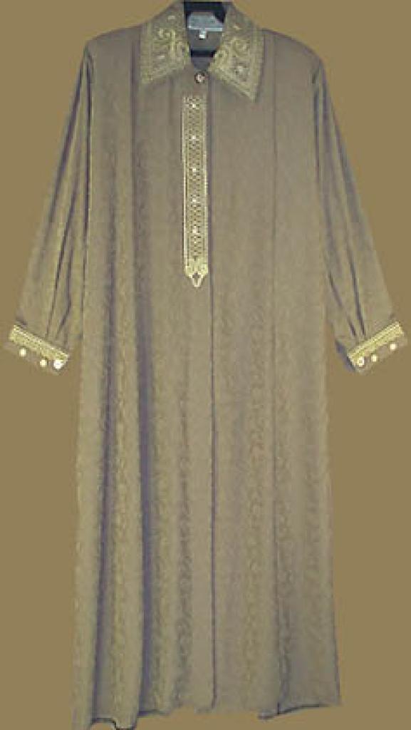 Premium Plus Size Jordanian Jilbab ji420