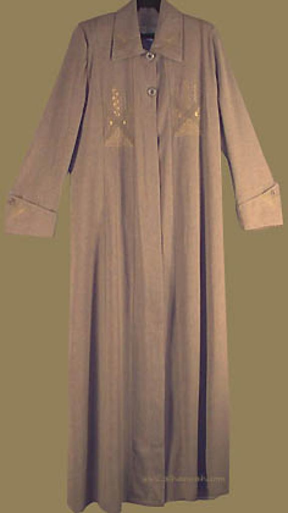 Embroidered Jordanian Jilbab ji503