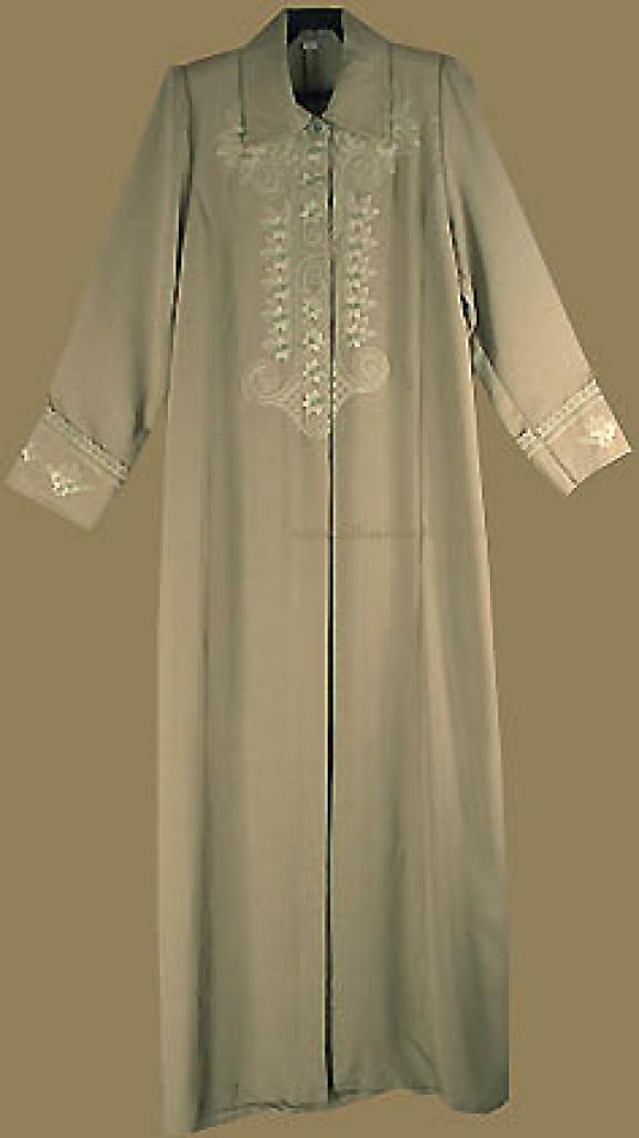 Jordanian Embroidered Jilbab ji505