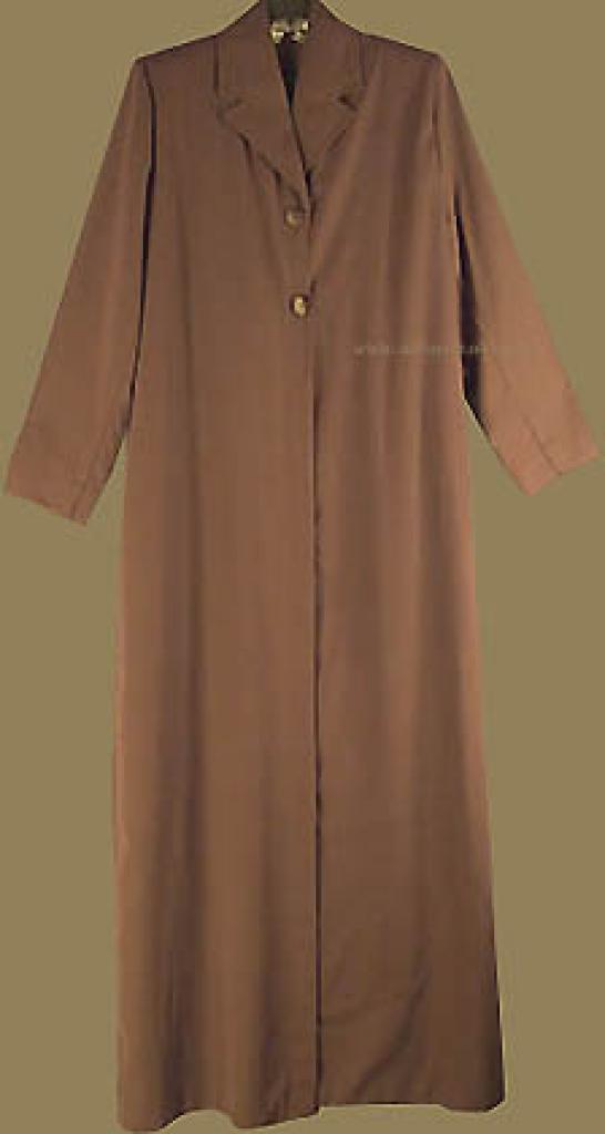 Extra Tall Conservative A-line Jilbab   ji506
