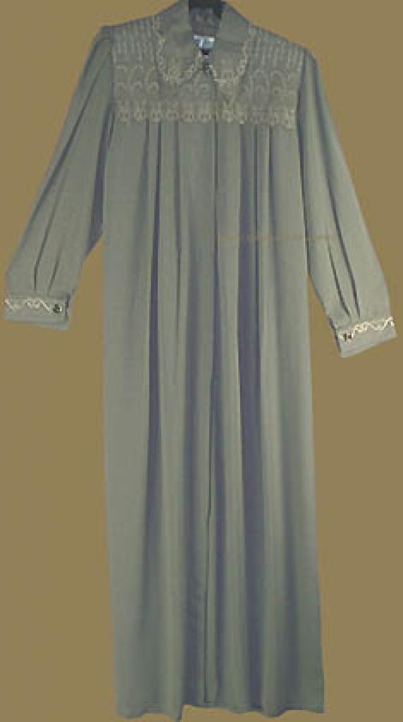 Traditional Embroidered  Jordanian Jilbab ji511